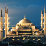 The Romantic City Of Istanbul