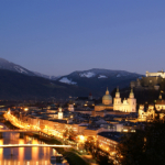 Salzburg, Austria and The Sound Of Music