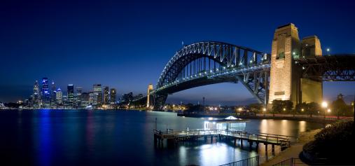 Sydney Harbour Bridge, Sydney Australia